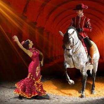 A világhírű énekesnő először vállal lovas operaéneklést